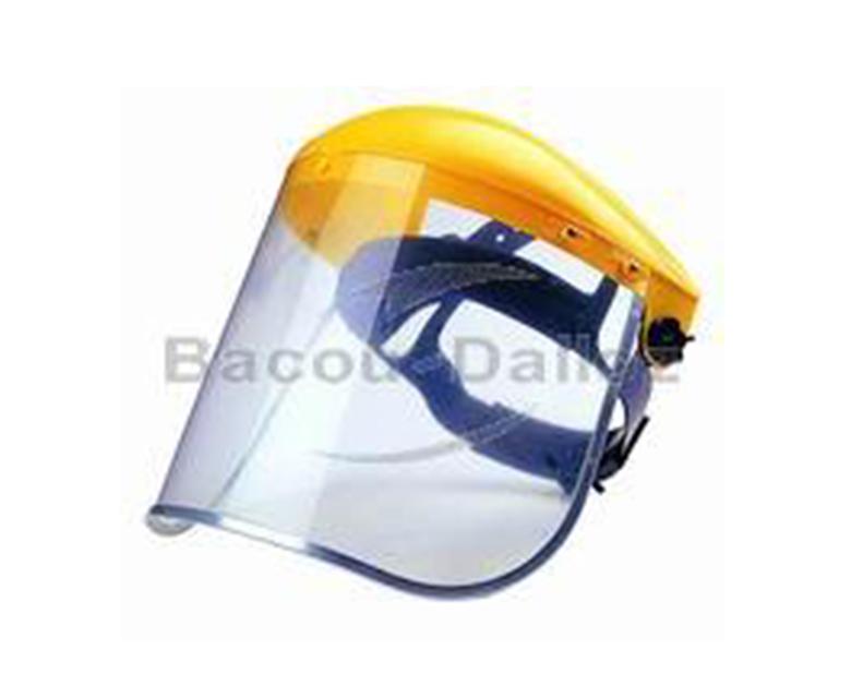 頭帶式防護屏支架