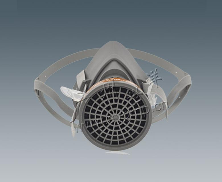 3M 3000系列單罐防毒面具(半面具)