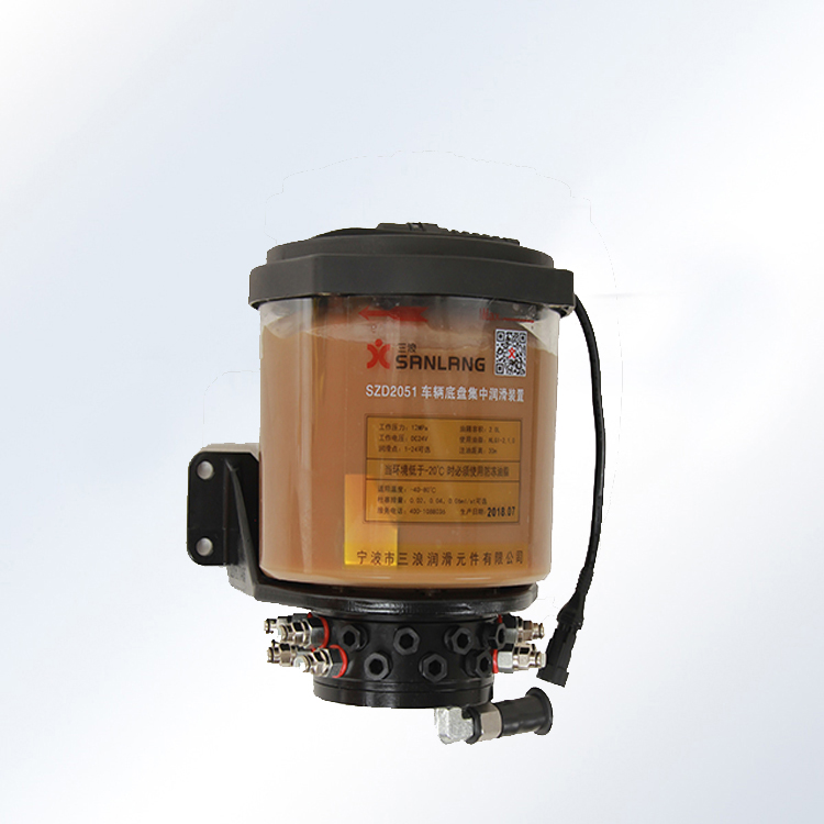 SZD2051多头柱塞泵