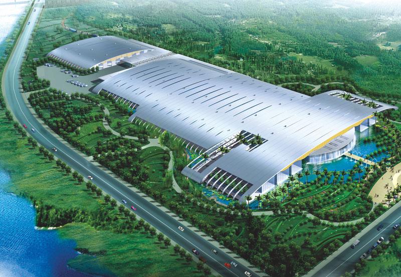 農夫山泉廣東萬綠湖有限公司萬綠湖生產基地項目