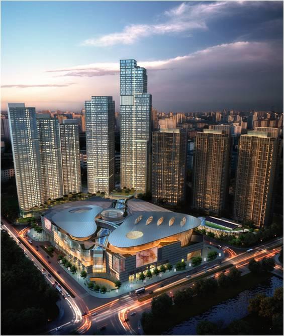 杭州萬象城悅璽酒店公寓