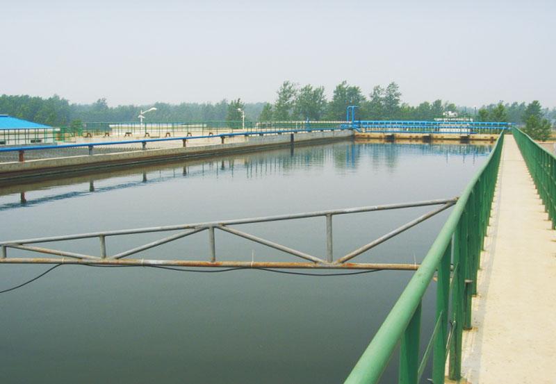 四陽城北污水處理廠