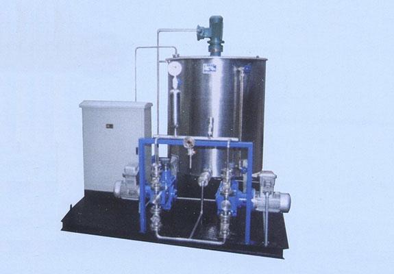 单罐双泵加药装置