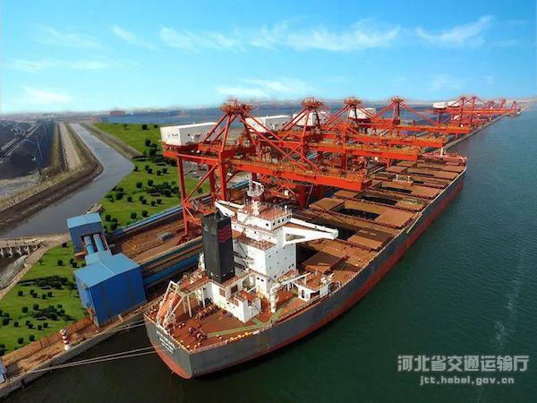 唐建新:推動港航事業創新發展綠色發展高質量發展