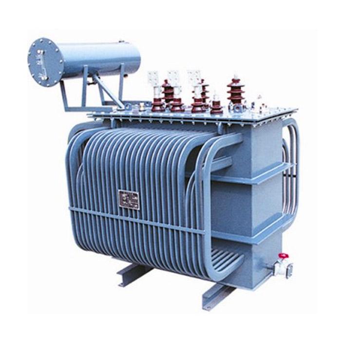 低損耗三相無勵瓷調壓配電變壓器