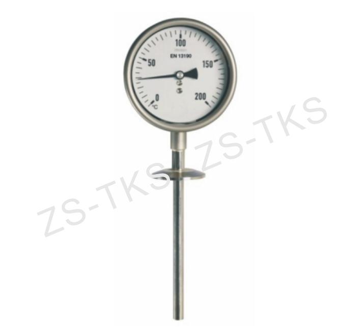 徑向溫度計