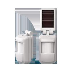 室內光能無線探測器