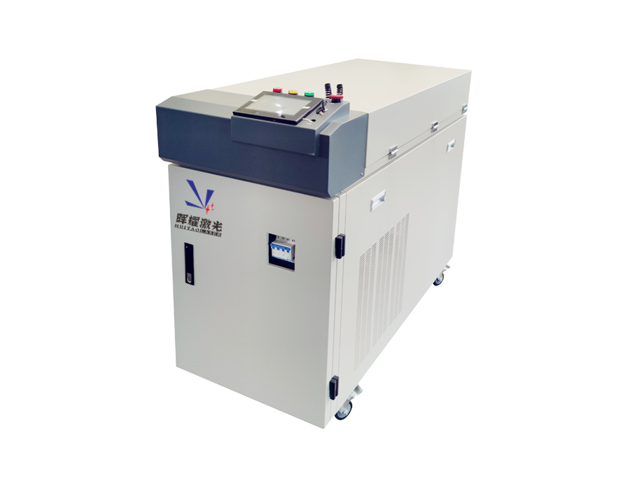80W YAG能量负反响激光器