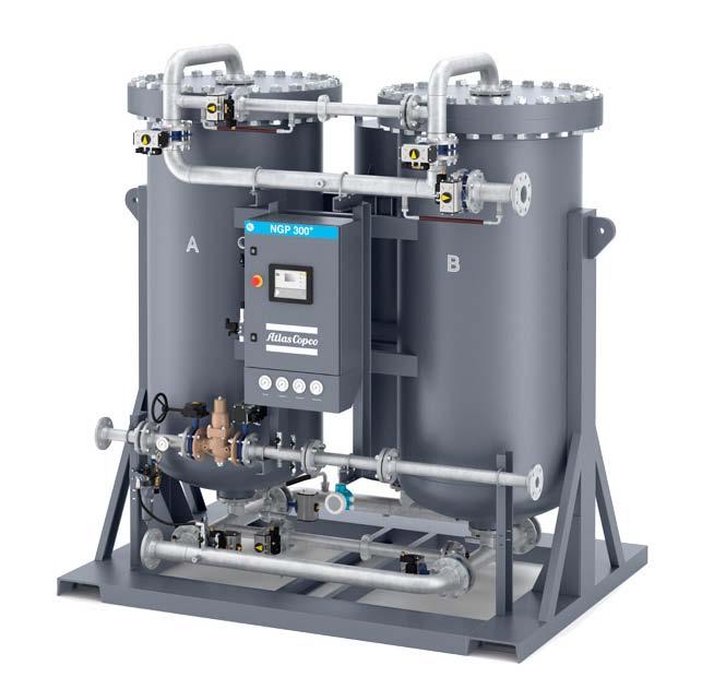 NGP+ 變壓吸附制氮機