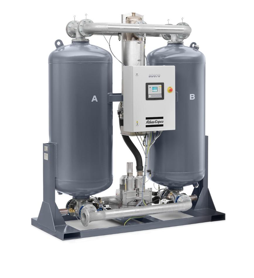 BD 微熱鼓風再生吸附式干燥機