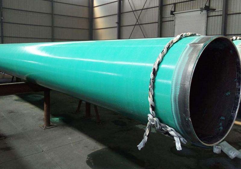 鋼管單層環氧粉末(FBE)雙層環氧粉末(2FBE)防腐