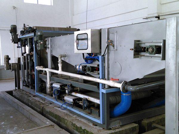 溶氣氣浮機工程案例