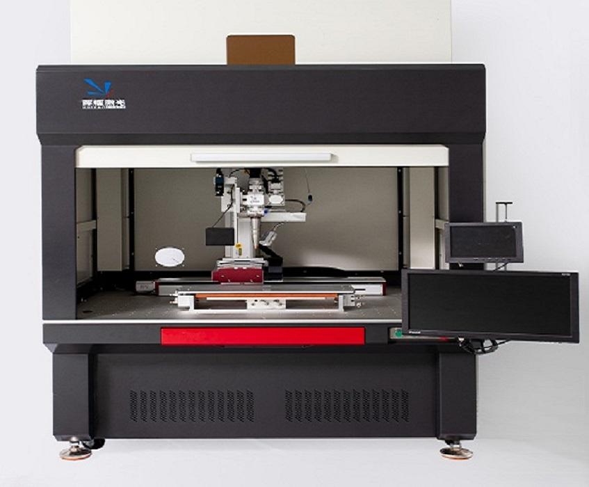 视觉定位激光焊接机