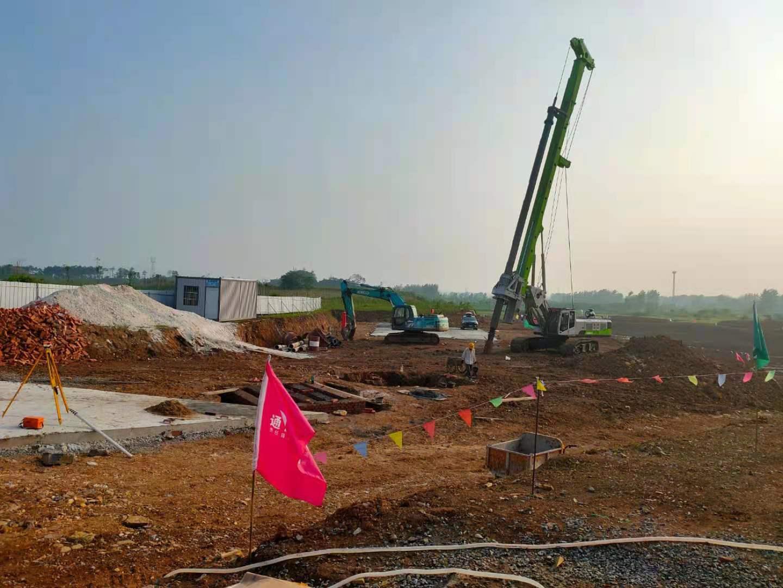 六安市環境資源科技發展中心項目危廢填埋場一期工程