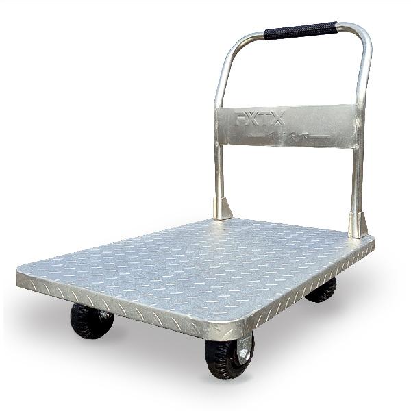鍍鋅鋼板推車(可拆式扶手)FX-600