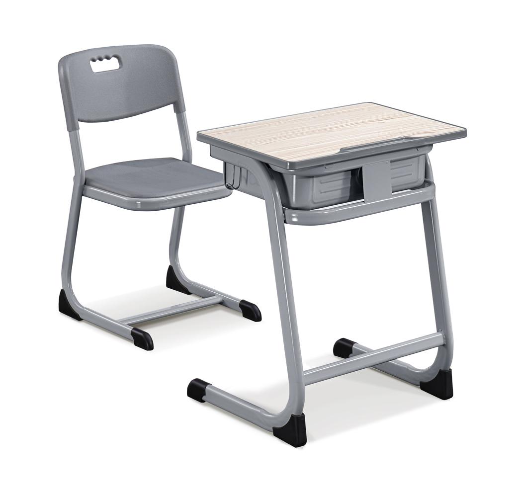 固定式课桌椅