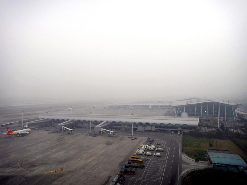 重慶江北國際機場二期改(擴)建工程