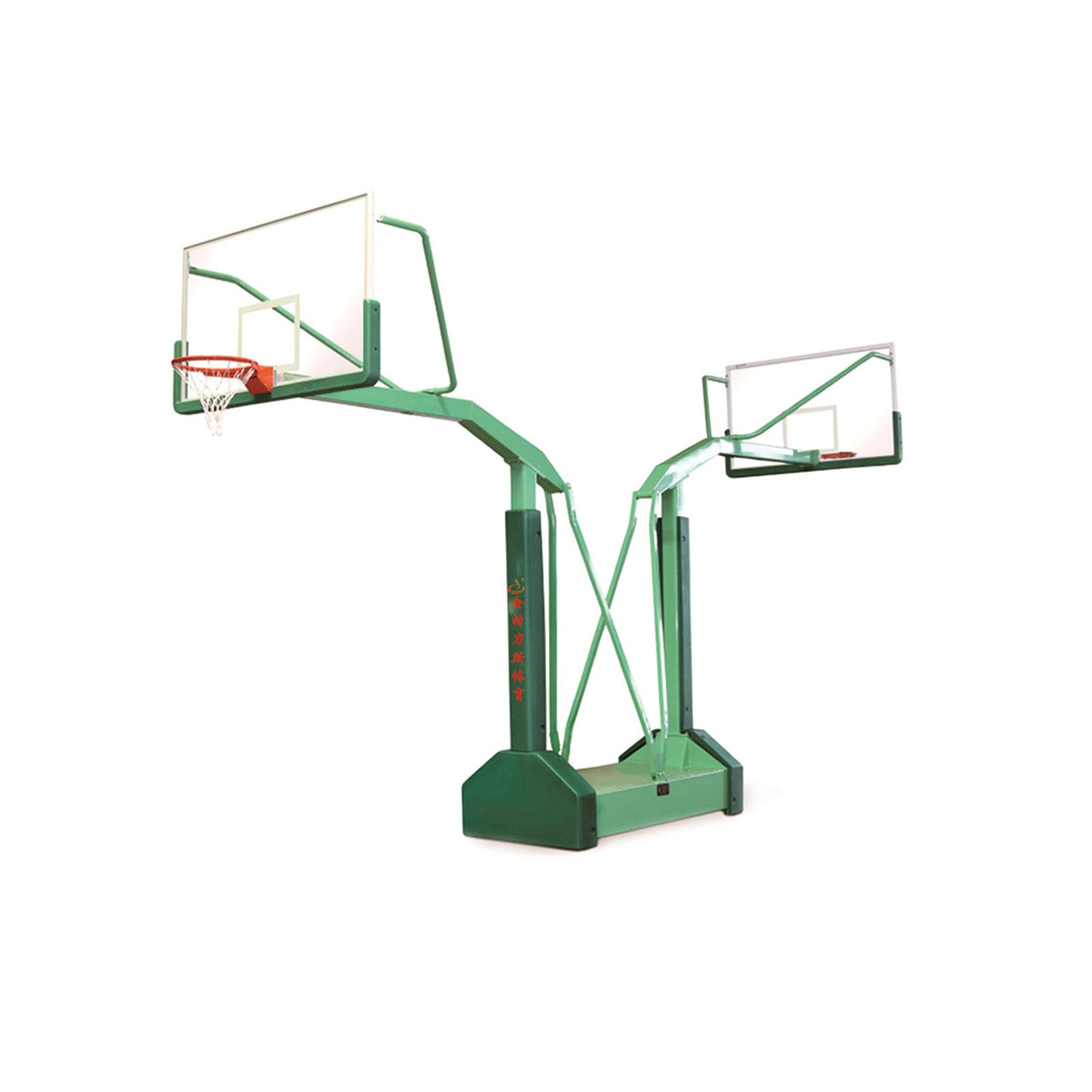 海燕式装拆式篮球架