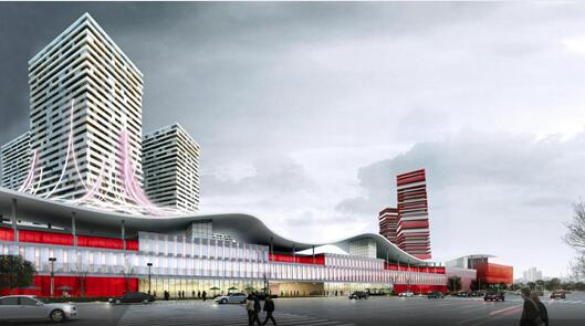 武汉客厅文化博览中心