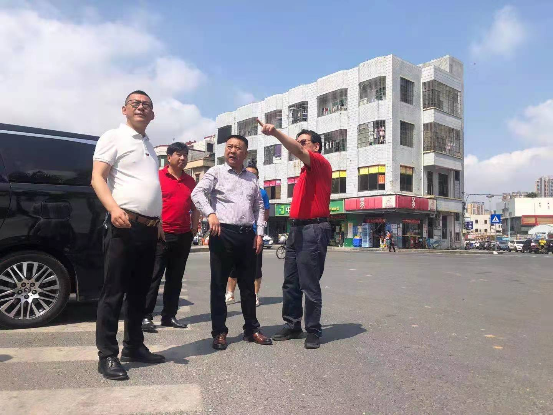 集團董事長譚龍一行赴廣州、深圳考察調研
