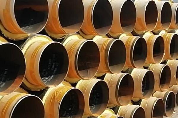 聚氨酯保温钢管具有良好的机械性能和绝热性能