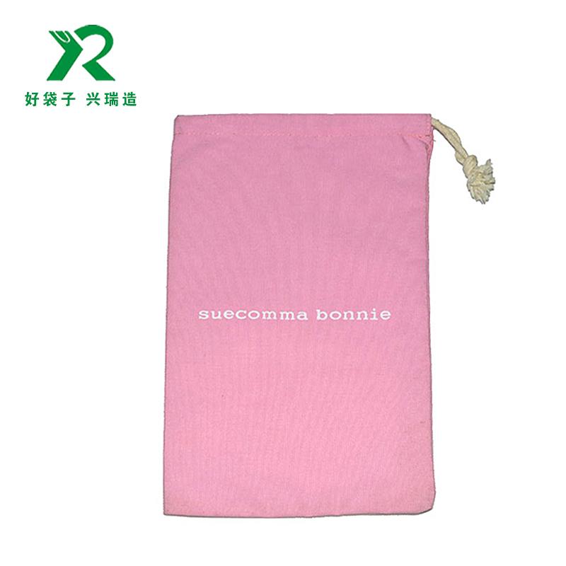 棉布束口袋-0008