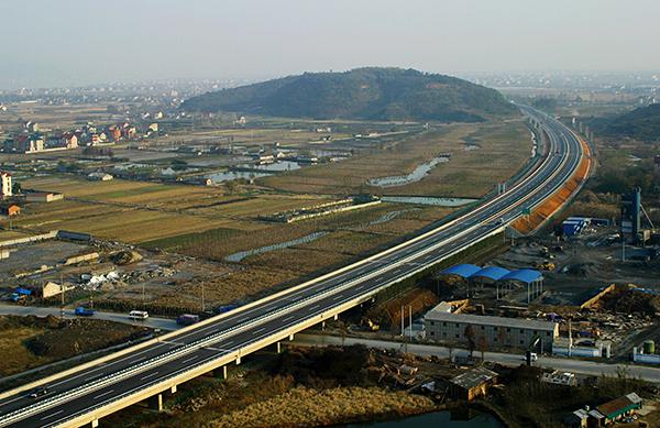 杭州繞城高速南線1標