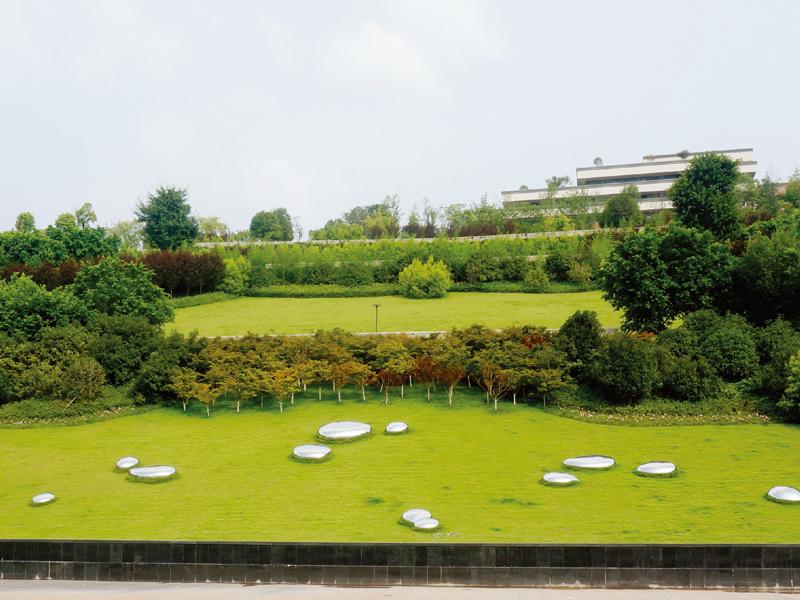 重慶新城悅來會展公園