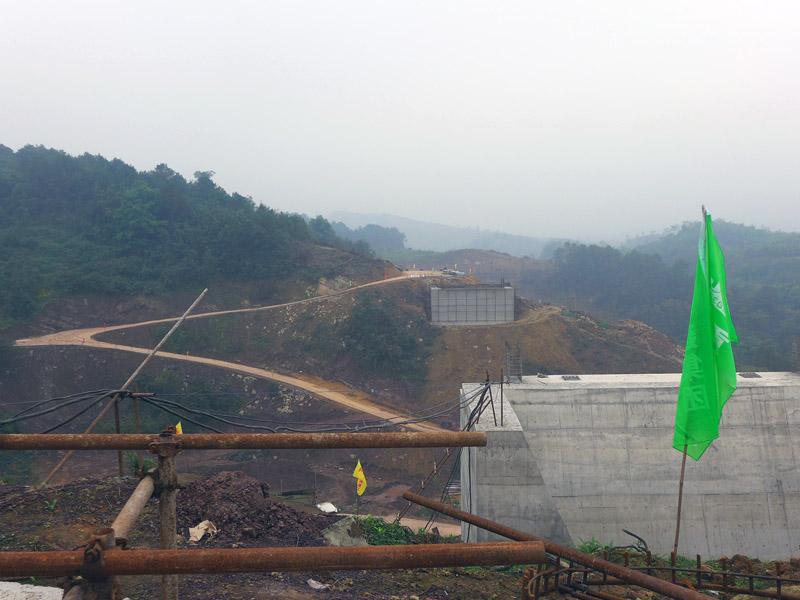 重慶市秋成大道(渝北段)地質詳細勘察工程
