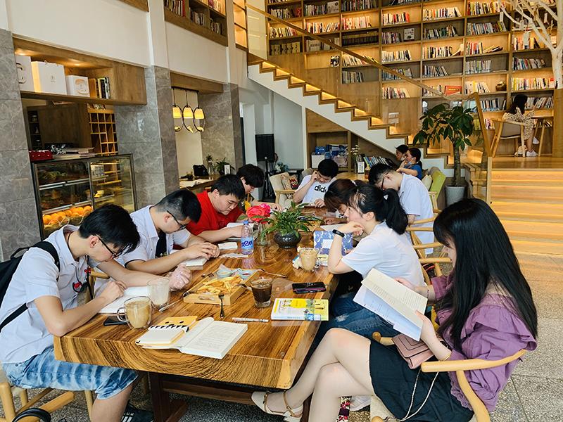五四青年節讀書分享活動