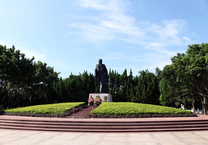 蓮花山公園廣場