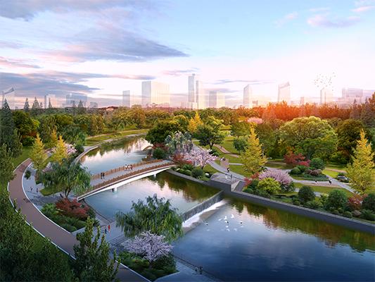工程監理-江安河光華段水生態環境綜合整治工程