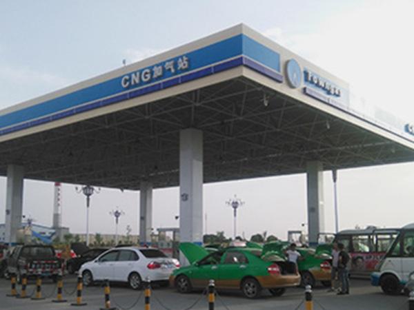 CNG整站集成工程