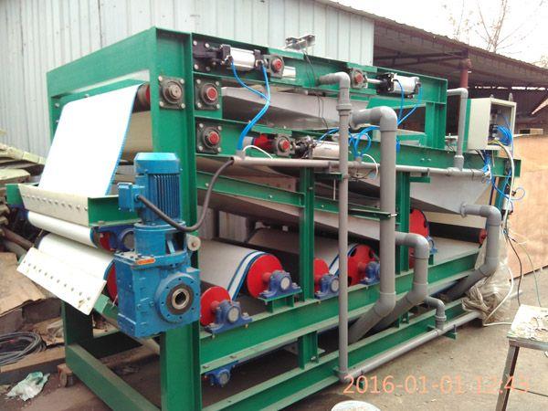 生活污水處理設備工程案例
