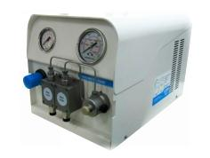 氣動高壓勻漿裝柱系統