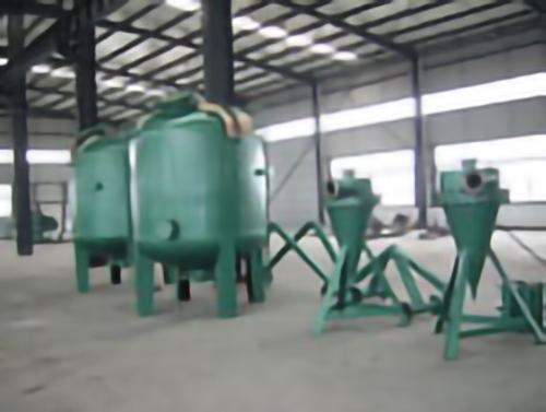 35Th大型水處理系統