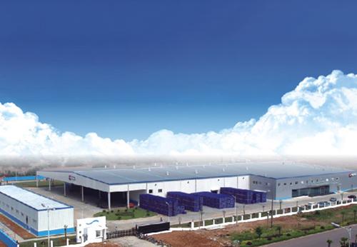 長沙百事可樂新建廠項目