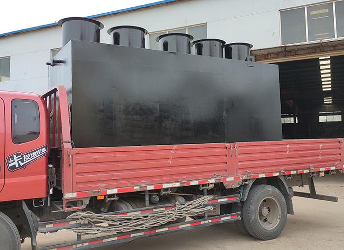 醫療污水處理設備1