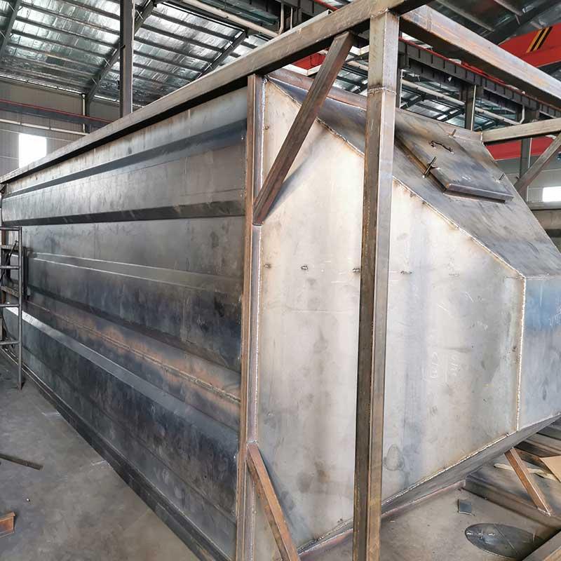 碳鋼電捕焦油器制作