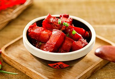 網站-古法紅燒肉