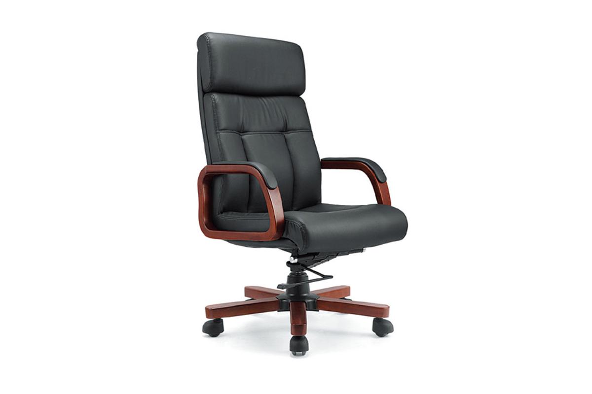HY-3102實木辦公椅-