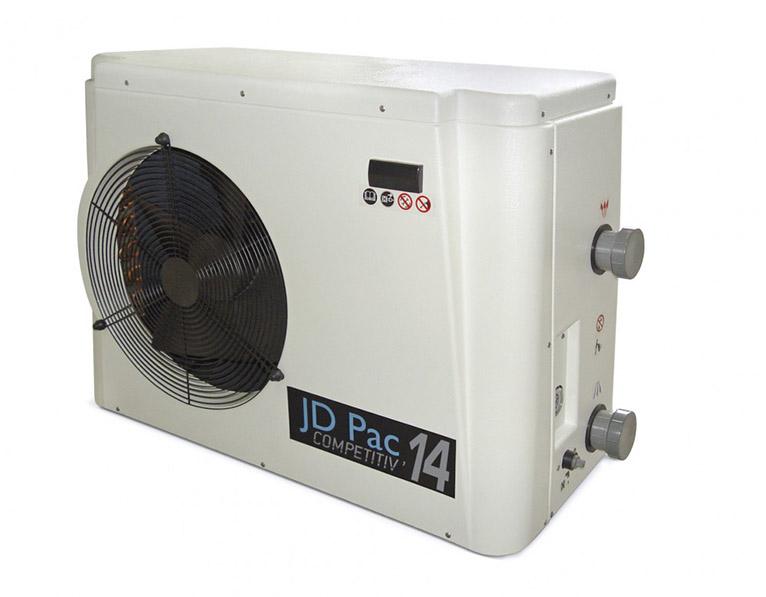 加熱系統泳池設備