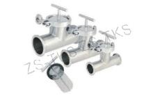 濾桶-管道式T型-T型-T型濾桶-管道式T型