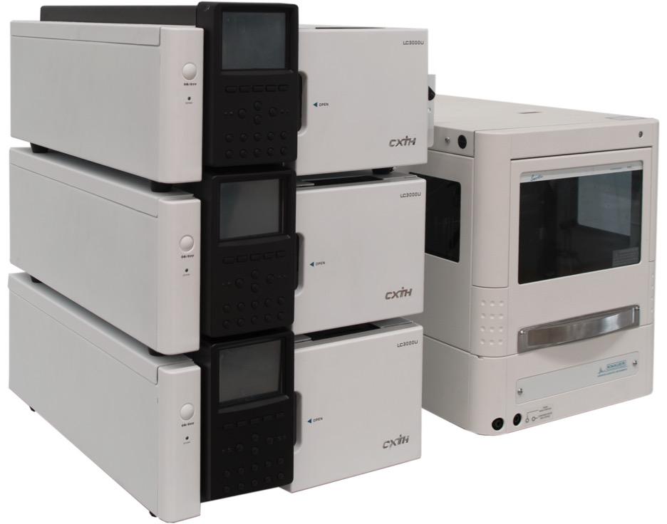 LC3000U型分析系統