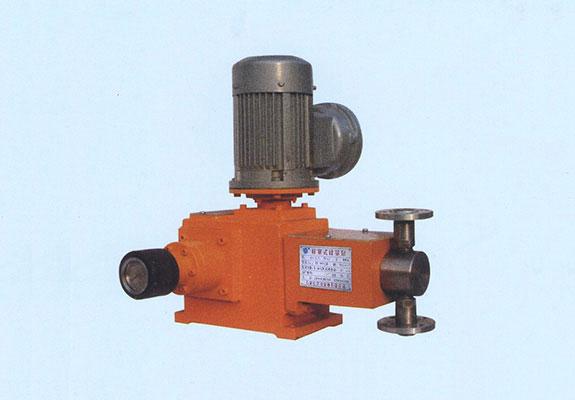 J-X型柱塞式计量泵
