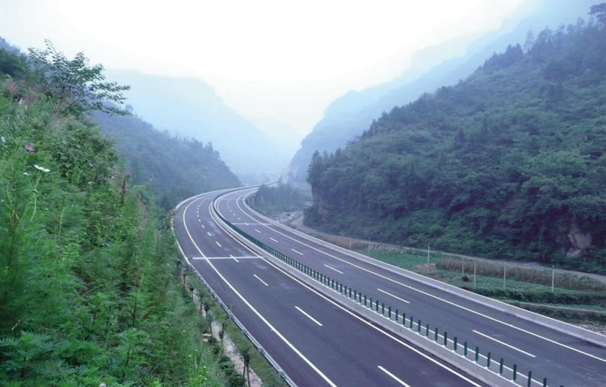 遂资高速公路