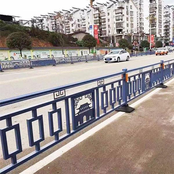 道路隔离防护栏杆