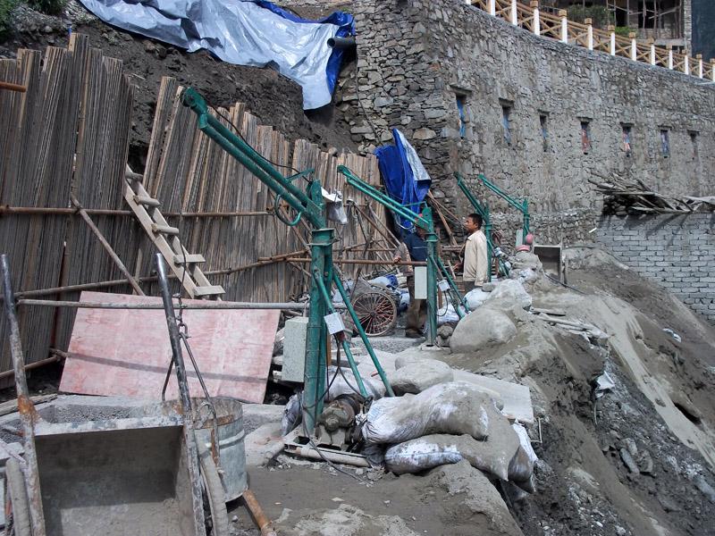 理縣甘堡土司衙門項目建設項目
