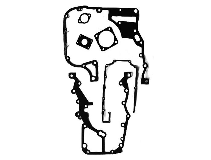 金属骨架微发泡橡胶复合密封板(HL-3FW)