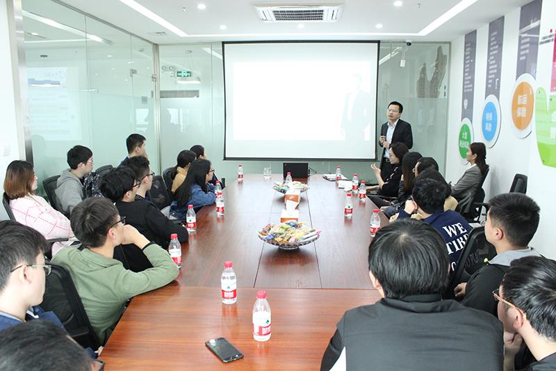 上海中和保险经纪公司招聘路演